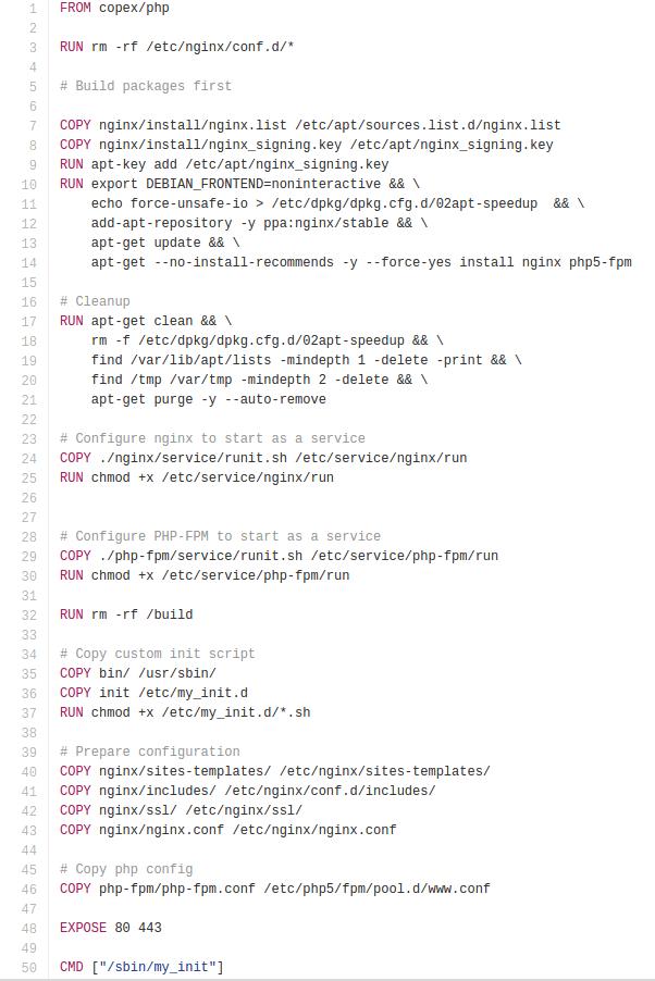 nginx-php-fpm