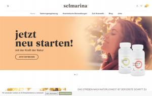 Selmarina - Reinste Naturprodukte - Selmarina Onlineshop